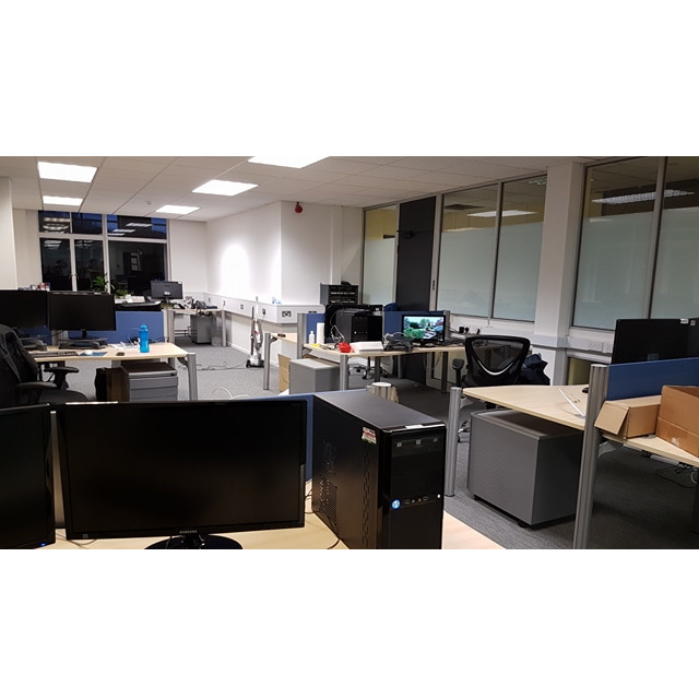 Image of new office