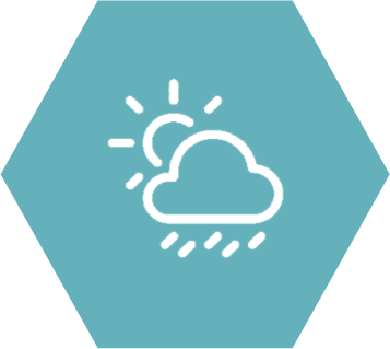 MHEG features include weather